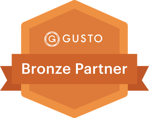 Gusto Bronze Partner Badge in New York, Long Island, Nassau & Suffolk Counties, Queens, and Brooklyn