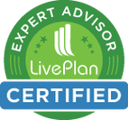 LivePlan Certified Expert Advisor in New York, Long Island, Nassau & Suffolk Counties, Queens, and Brooklyn