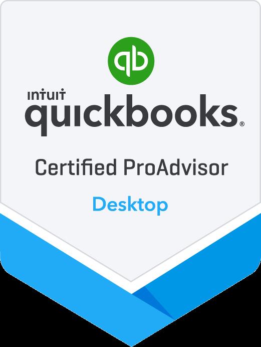 Certified QuickBooks Desktop Proadvisor in New York, Long Island, Nassau & Suffolk Counties, Queens, and Brooklyn